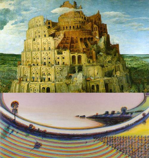 TowerReservoir collage