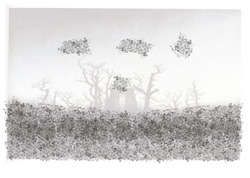 Abbey Among Oak Trees (Northern Line), 2006 (2 of 6)
