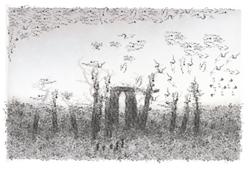 Abbey Among Oak Trees (Northern Line), 2006 (4 of 6)