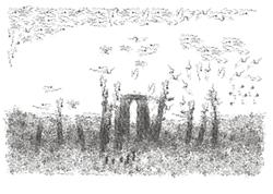 Abbey Among Oak Trees (Northern Line), 2006 (5 of 6)